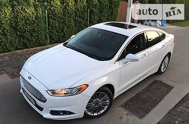 Ford Fusion 2012 в Луцке