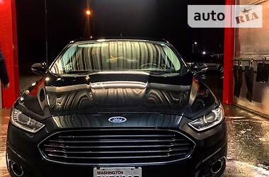 Ford Fusion 2013 в Нововолынске