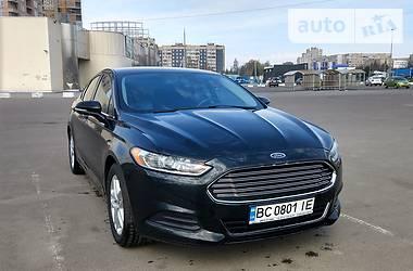 Ford Fusion 2013 в Львове