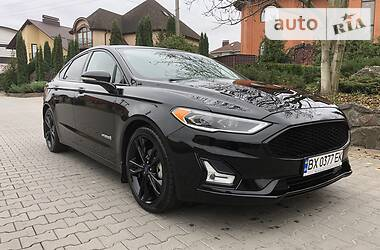Седан Ford Fusion 2018 в Хмельницком