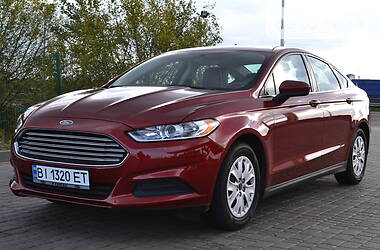 Ford Fusion 2013 в Пирятине