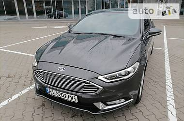 Ford Fusion 2017 в Вишневом