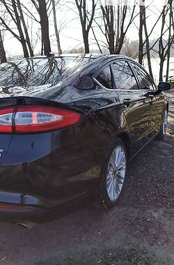 Ford Fusion 2014 в Ивано-Франковске