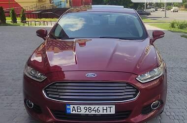 Седан Ford Fusion 2013 в Вінниці