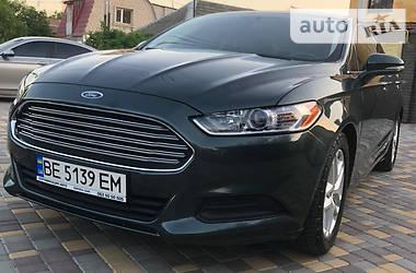 Седан Ford Fusion 2014 в Николаеве