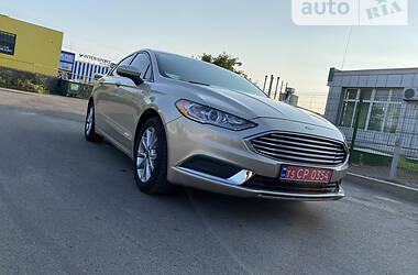 Седан Ford Fusion 2016 в Львове