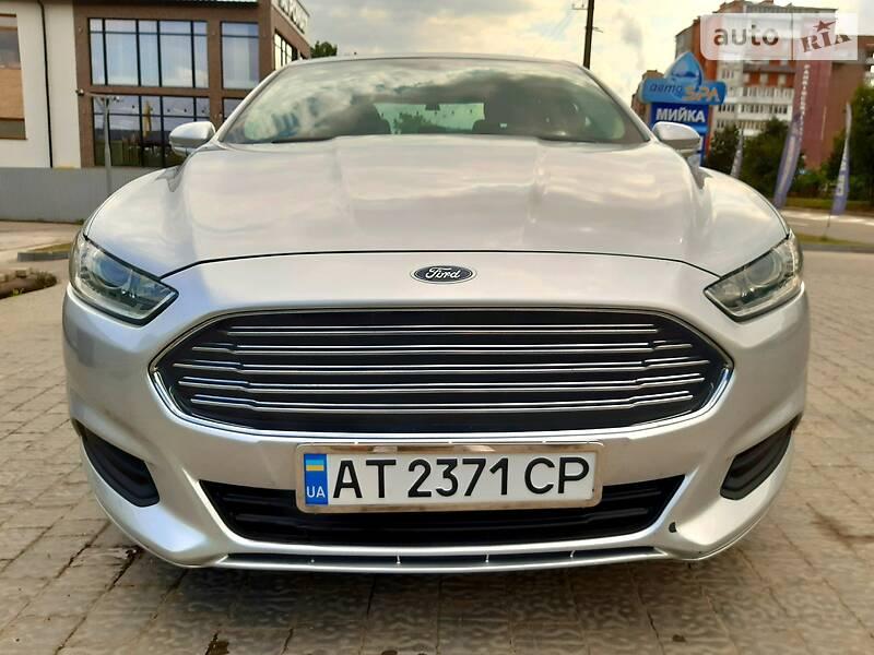 Седан Ford Fusion 2014 в Ивано-Франковске