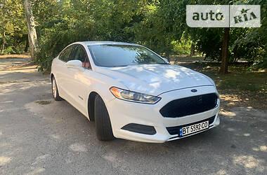 Седан Ford Fusion 2016 в Новой Каховке