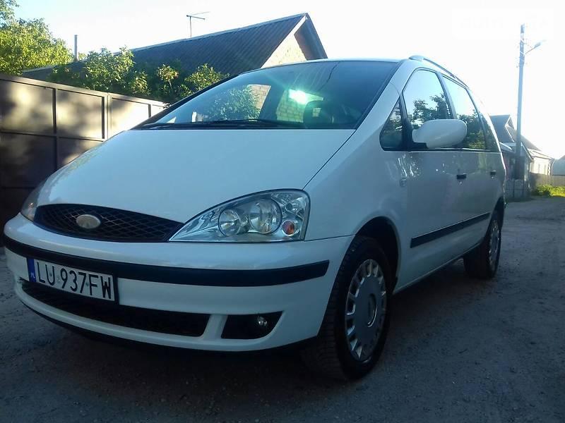 Ford Galaxy 2005 в Харькове