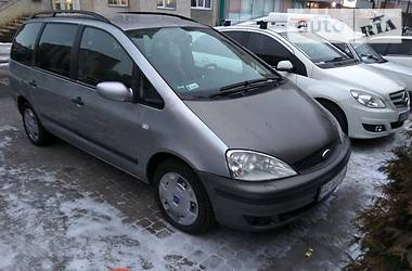 Ford Galaxy 2003 в Луцке