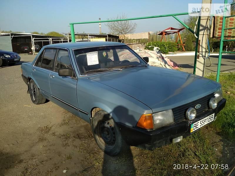 Ford Granada 1982 в Миколаєві