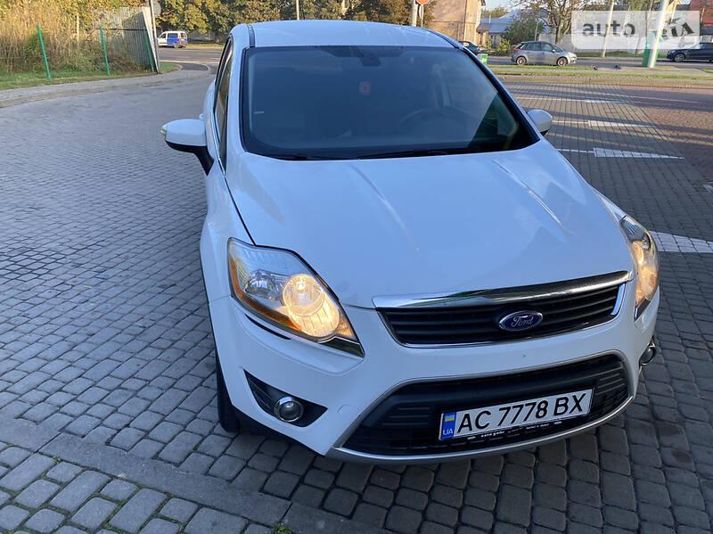 Ford Kuga 2010 в Луцке