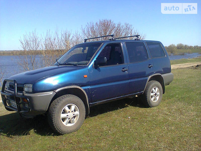 Ford Maverick 1993 в Шостке