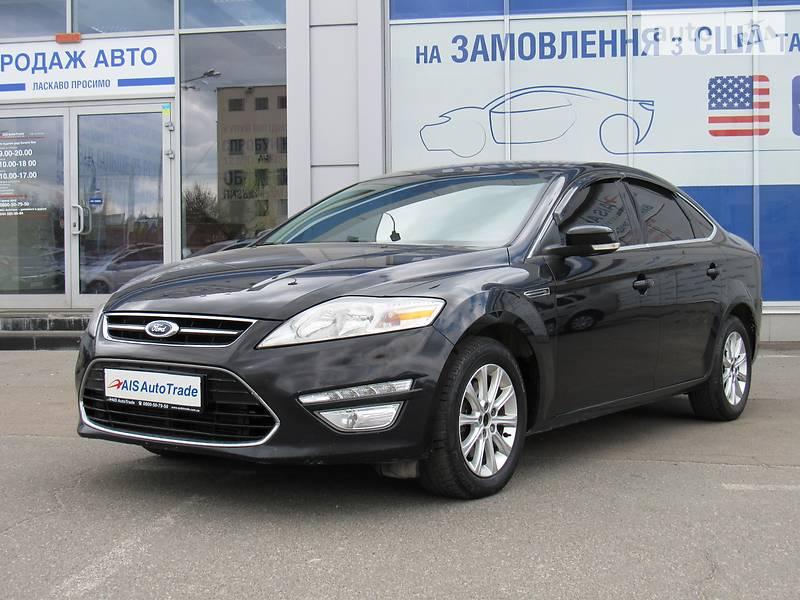 характеристики ford mondeo top 2011