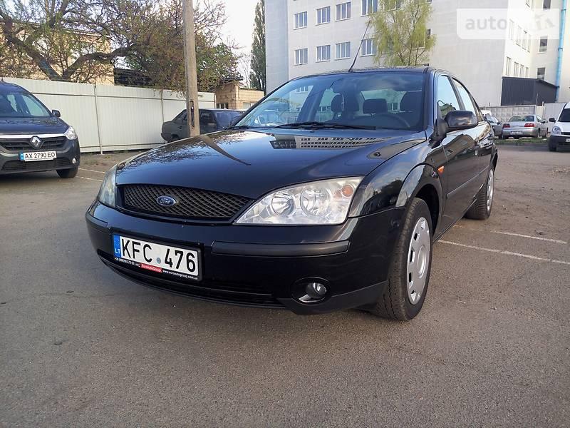 Ford Mondeo 2002 в Києві