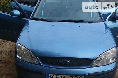 Ford Mondeo 2002
