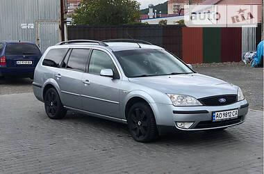 Ford Mondeo 2003 в Мукачево