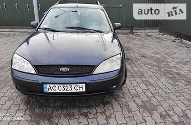 Ford Mondeo 2001 в Владимир-Волынском