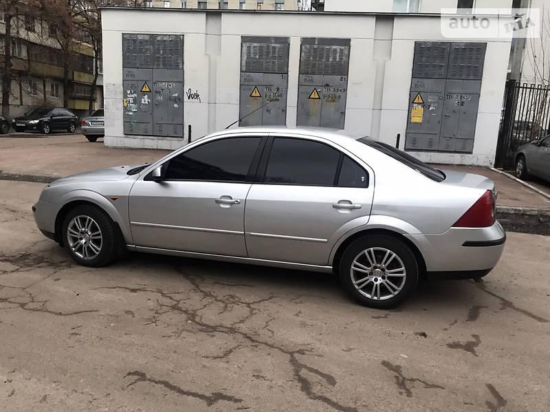 Ford Mondeo 2001 в Киеве