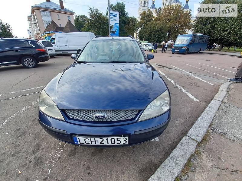 Унiверсал Ford Mondeo 2002 в Житомирі