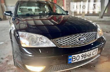 Седан Ford Mondeo 2006 в Тернополі