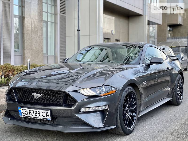 Ford Mustang GT 2018 в Киеве
