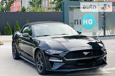 Кабриолет Ford Mustang 2018 в Вишневом