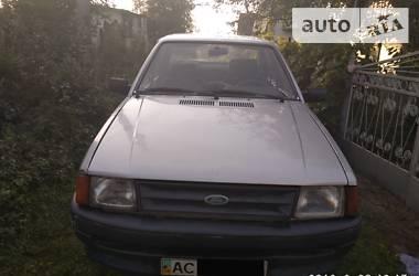 ford orion 1987 кондиционер как работает