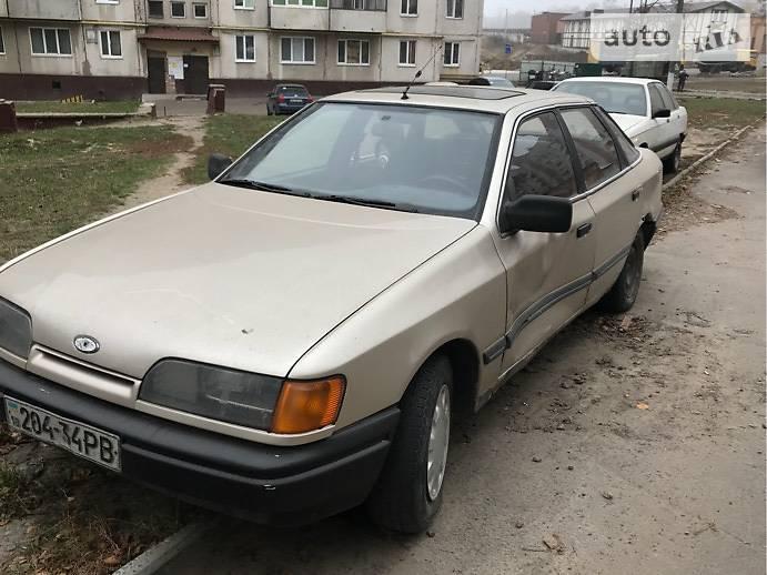 Ford Scorpio 1987 в Ровно
