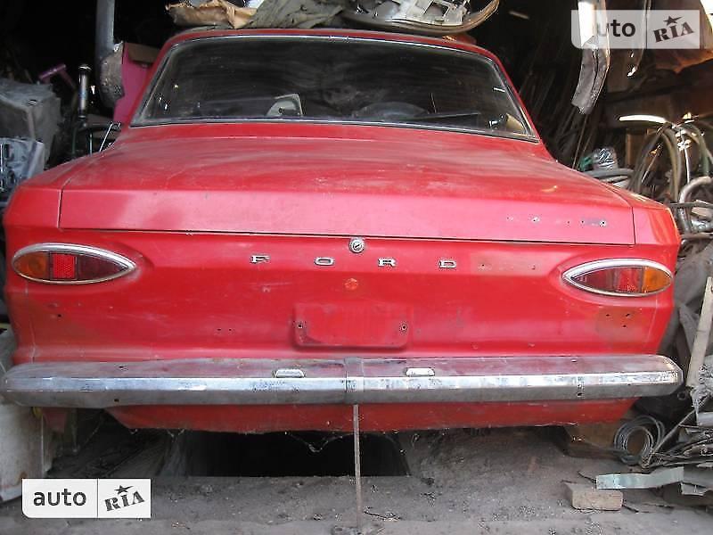 Ford Taunus 1969 в Нововолынске