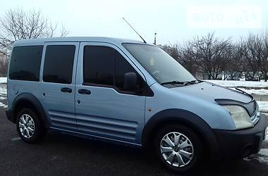 Ford Tourneo Connect пасс.  2007