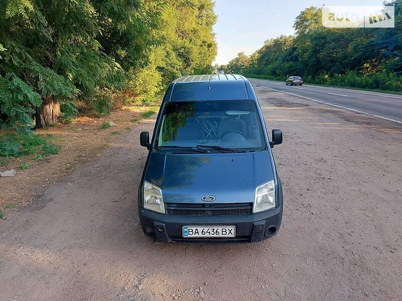 Мінівен Ford Tourneo Connect пасс. 2003 в Черкасах