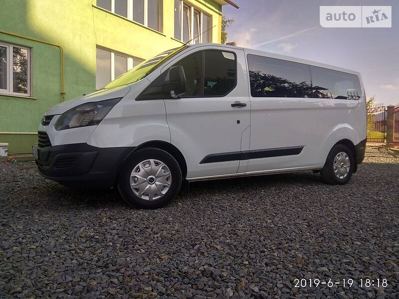 Ford Tourneo Custom 2013 года в Львове