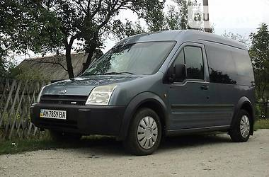 Ford Transit Connect пасс.  2005