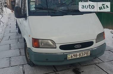 Ford Transit Connect пасс.  1996