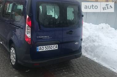 Ford Transit Connect пасс. 2014 в Иршаве