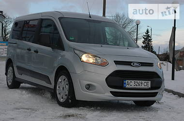 Ford Transit Connect пасс. 2014 в Ковеле
