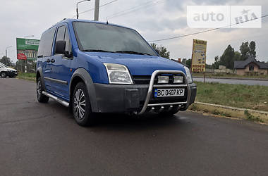 Ford Transit Connect пасс. 2003 в Дрогобыче