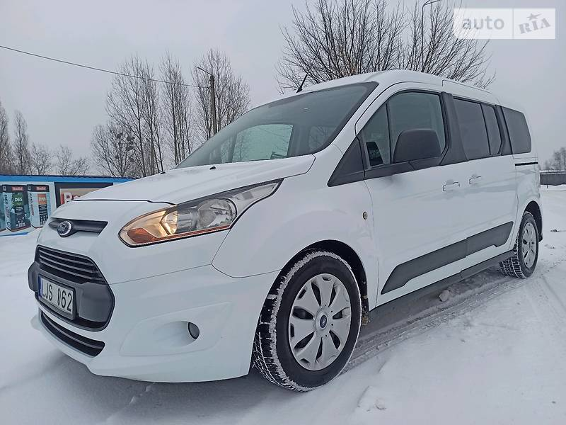 Ford Transit Connect пасс. Torneo