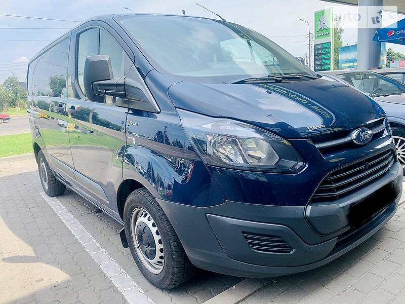 Ford Transit Custom груз-пас 2014 в Луцке