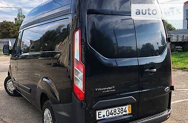 Ford Transit Custom груз-пас 2015 в Луцке