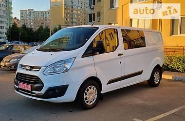 Легковий фургон (до 1,5т) Ford Transit Custom груз-пас 2016 в Києві