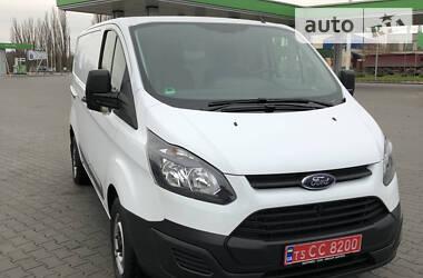 Ford Transit Custom груз. 2015 в Луцке