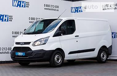 Легковой фургон (до 1,5 т) Ford Transit Custom груз. 2017 в Луцке