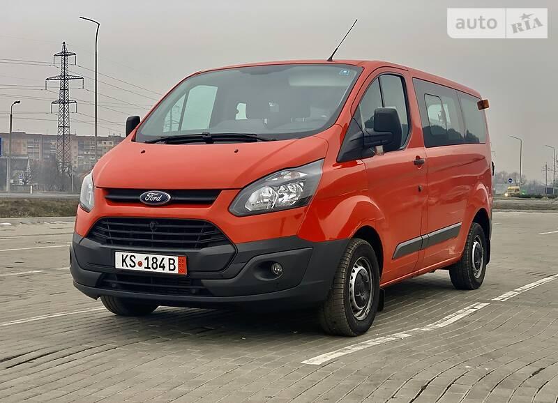 Ford Transit Custom пасс. 2014 в Мукачево