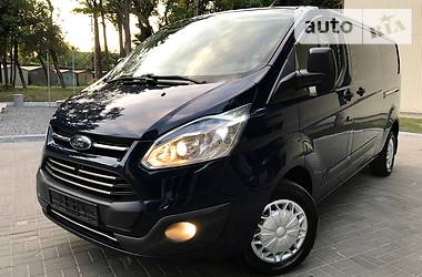 Ford Transit Custom 2013 в Днепре