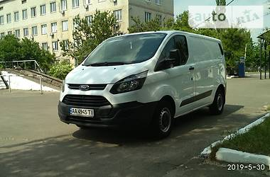 Ford Transit Custom 2014 в Киеве
