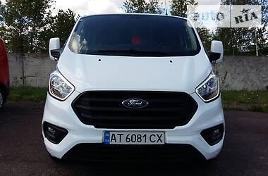 Ford Transit Custom 2018 в Ивано-Франковске