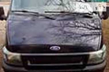 Ford Transit груз.-пасс. 2006 в Полтаве