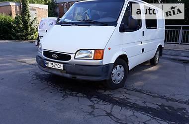 Ford Transit груз.-пасс. 2000 в Полтаве
